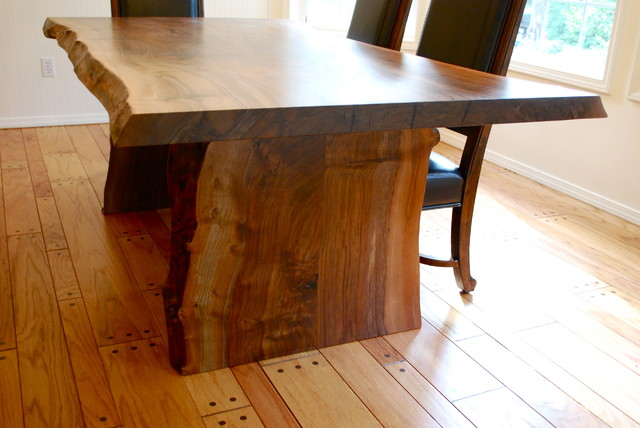 Modern Rustic Modern Dining Tables Other By Urban