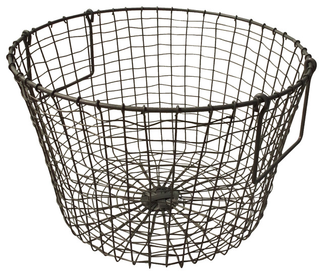 They're going fast! Snag these amazing Fall sales on large wire baskets for storage.