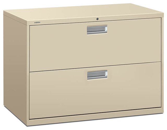 HON Brigade Lateral File - 2 Drawer - Contemporary - Filing Cabinets - by Rulers