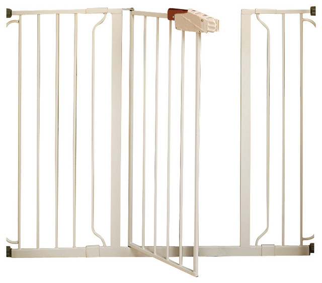 Regalo Extra Tall Wide Span Gate Contemporary Baby