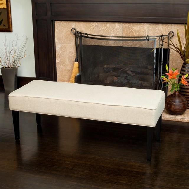 Black And White Bedroom Set Bedroom Sets Jordans Bedroom Wall Units Design Bedroom Lighting For Kids: Best Selling Home Decor Furniture Amelia Fabric Bench