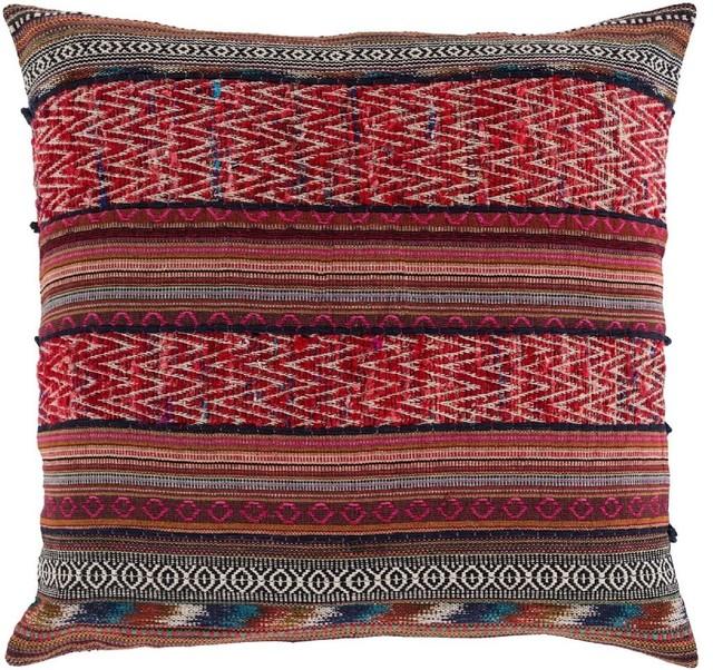 Contemporary Marrakech Square Multi Decorative Pillow - Southwestern - Decorative Pillows - by ...