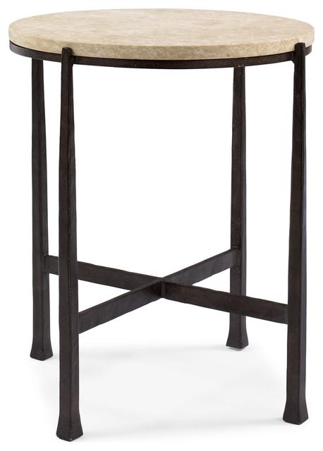 inspiring metal patio side table patio design 386. Black Bedroom Furniture Sets. Home Design Ideas