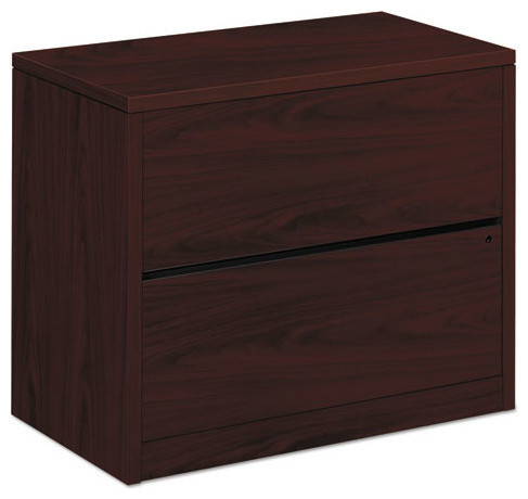 "HON 10500 Series 2-Drawer Lateral File, 36""x20""x29.5 ..."