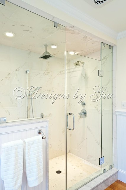 Fitzwilliam master bath dressing room project for Bathroom and dressing room design