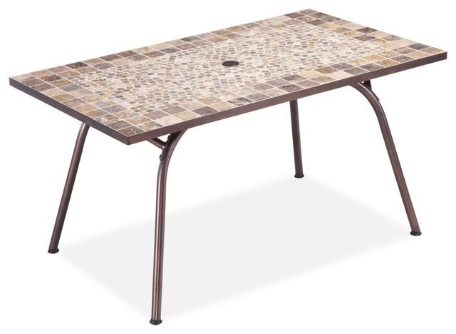 Sundance Marble Rectangle Dining Table Contemporary  : contemporary dining tables from www.houzz.co.uk size 640 x 468 jpeg 40kB