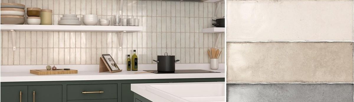 Ceramic tile work