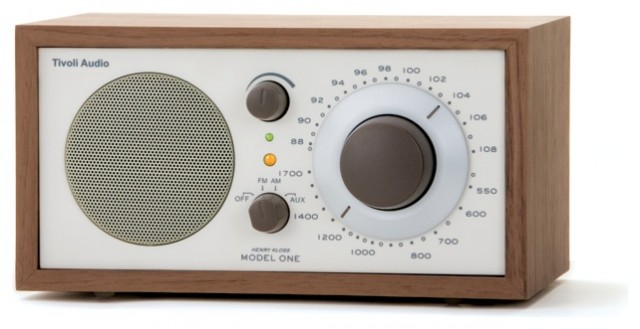 tivoli model one radio modern home electronics by tivoli audio