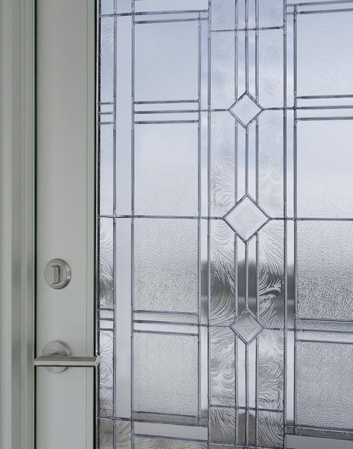 Window Films In Bathroom How Private At Night