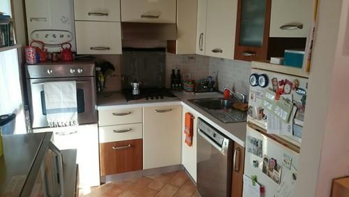Ridipingere la cucina consigli colore - Dipingere cucina legno ...