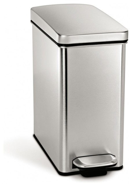 Profile Step Can contemporary-trash-cans