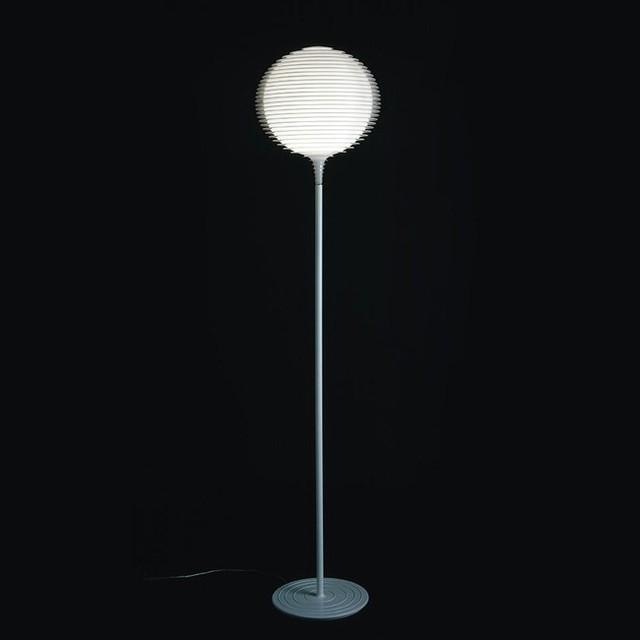 flow floor lamp modern floor lamps by olighting. Black Bedroom Furniture Sets. Home Design Ideas