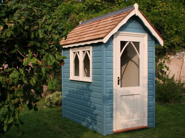 Heritage Garden Shed Traditional Sheds South West