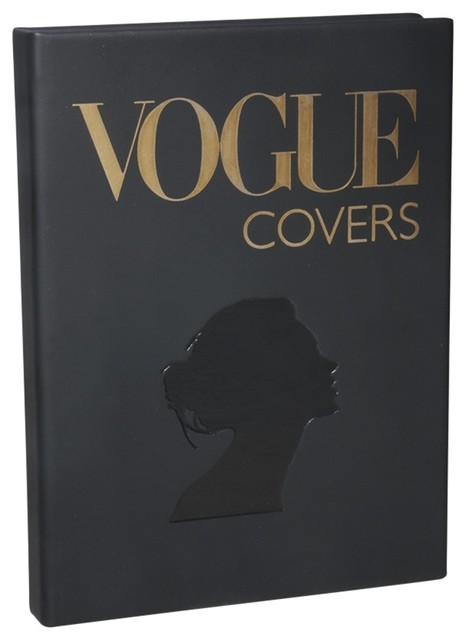 """Vogue Covers"" Coffee Table Book Contemporary Books"