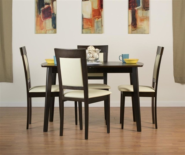 Dayton Dining Table Set with Newport Dining C  : contemporary dining sets from houzz.com size 640 x 536 jpeg 60kB