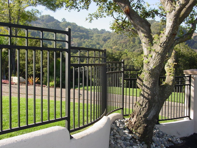 Exterior Wall Fence San Francisco By Brians Welding