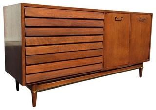 american of martinsville dania dresser dressers by