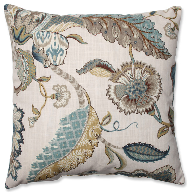 Finders Keepers 16 5 Throw Pillow Blue Farmhouse