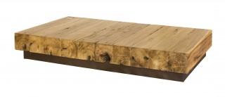 Retalho Coffee Table Reclaimed Wood Contemporary