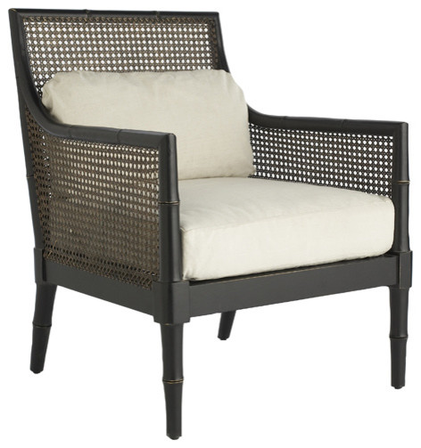 French Colonial Armchair Traditional Armchairs And