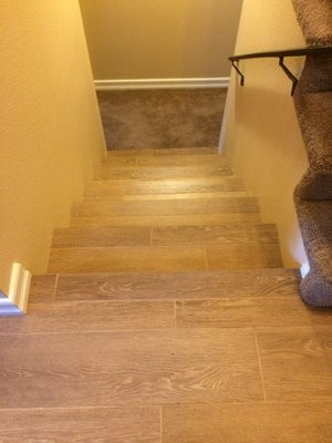 Our Staircase Creations Classico Scale San Diego Di Flooring Creations