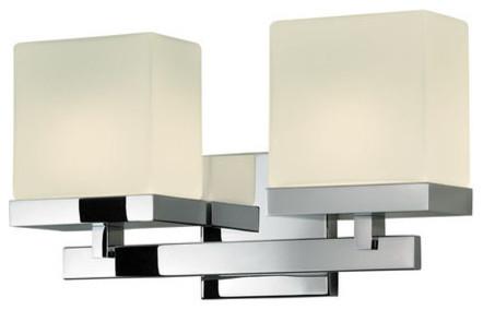 Vanity Light Bar Shade : Sonneman 3232 Two Light 14.5