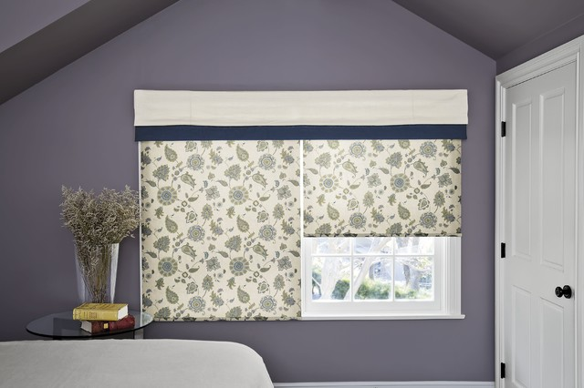 Smith and noble classic roller shades contemporary for Smith and noble bamboo shades
