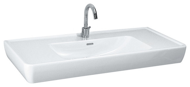 LAUFEN pro A Wall Basin 1050 - Contemporary - Bathroom Basins ...