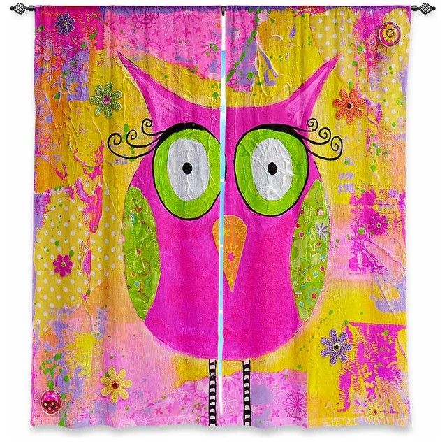 Owl Curtains For Bedroom Butterfly Bedroom Curta