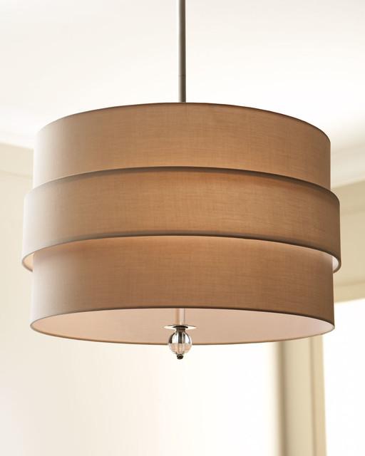 Orbit Shade Pendant Light - Pendant Lighting - by Horchow