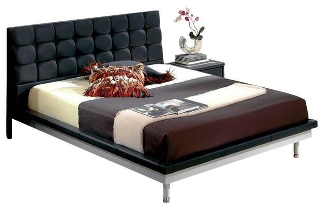 toledo 603 bedroom set by dupen furniture black full