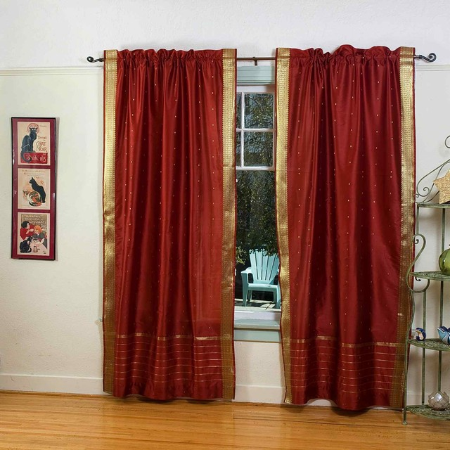 Bohemian Curtains Drapes - Best Curtains 2017