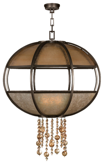 Fine Art Lamps 600340 2ST Singapore Moderne Muted Silver