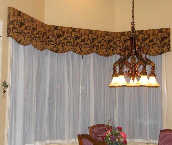 Curtains Ideas Curtain Rod Valance : Curtain Rods For Valances   Curtains  Design Gallery