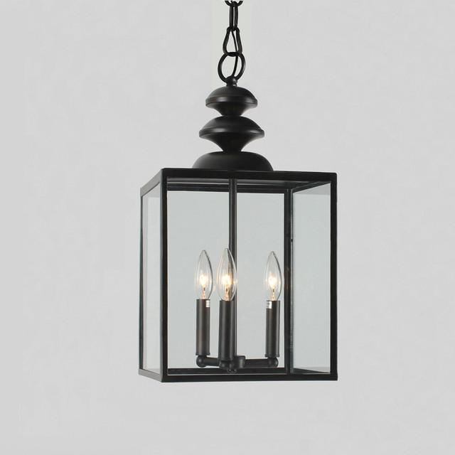 Antique Foyer Chandelier : Antique bronze light glass caged foyer chandelier