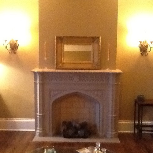 Help With Fireplace Mantle