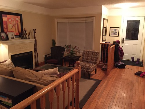 Please Help Me With My Living Room Dining Entrance