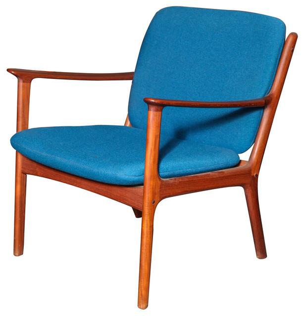 Armchair by ole wanscher n rdico sillones y butacas for Butacas y sillones