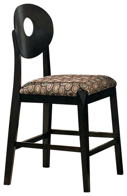 Steve Silver Optima 24 Inch Counter Height Stool Set Of 2