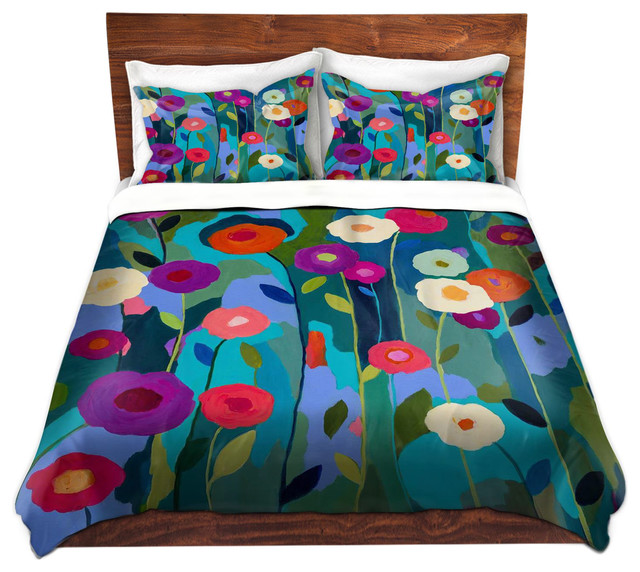 Good Morning Sunshine Quilt Cover : Dianoche duvet covers twill by carrie schmitt good