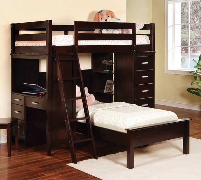 coaster bunk beds 1