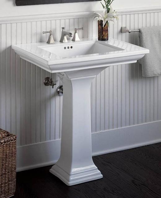 Lavabos Para Baño Kohler: with 8″ Centers – Clásico – Lavabos para el baño – de Buildcom
