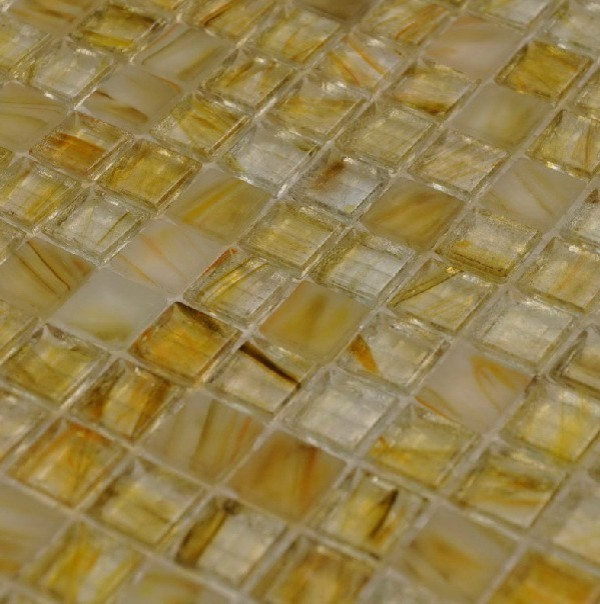new stained glass mosaic tile kitchen backsplash wall