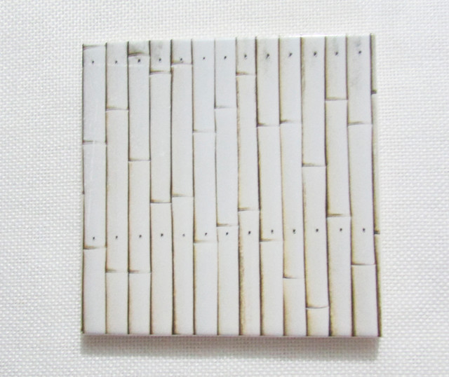 Daltile Japanese Bamboo Fence Ceramic Wall Tiles