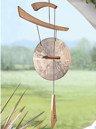 wind gong asian outdoor decor by wind weather