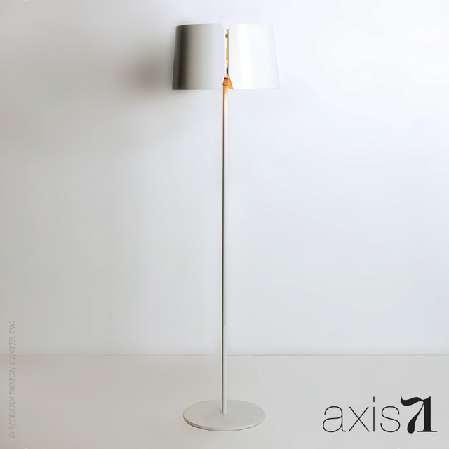 manhattan reading floor lamp axis71 modern floor