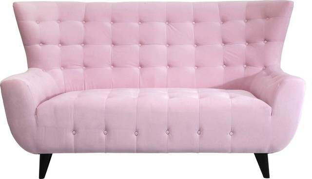 sofa 2 sitzer candy shop pink eclectic sofas by kare. Black Bedroom Furniture Sets. Home Design Ideas