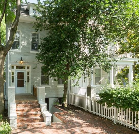 A new full home renovation in adams morgan for Karma home designs