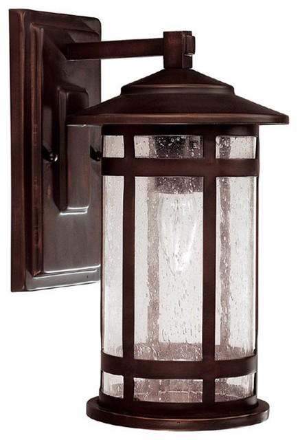 Capital Lighting Mission Hills Traditional Outdoor Wall Sconce X-BB1599 - Traditional - Outdoor ...