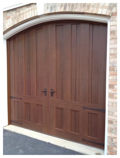 Clopay Canyon Ridge Garage Doors Traditional